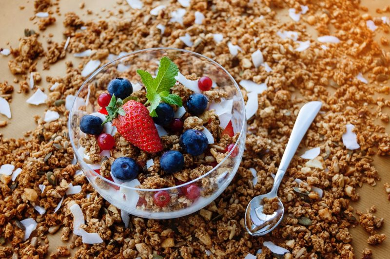 Dealing with Grief one Granola Pot at a Time